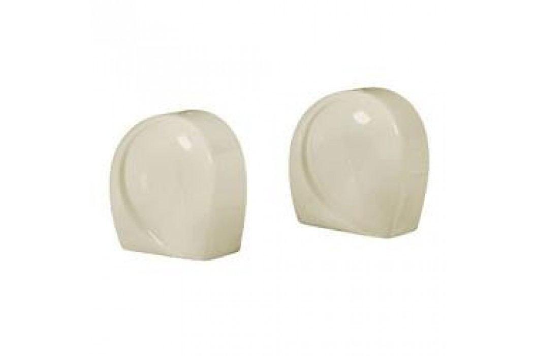 Seltmann Weiden Orlando fine cream Uni Set Salt / Pepper Service & Geschirrsets