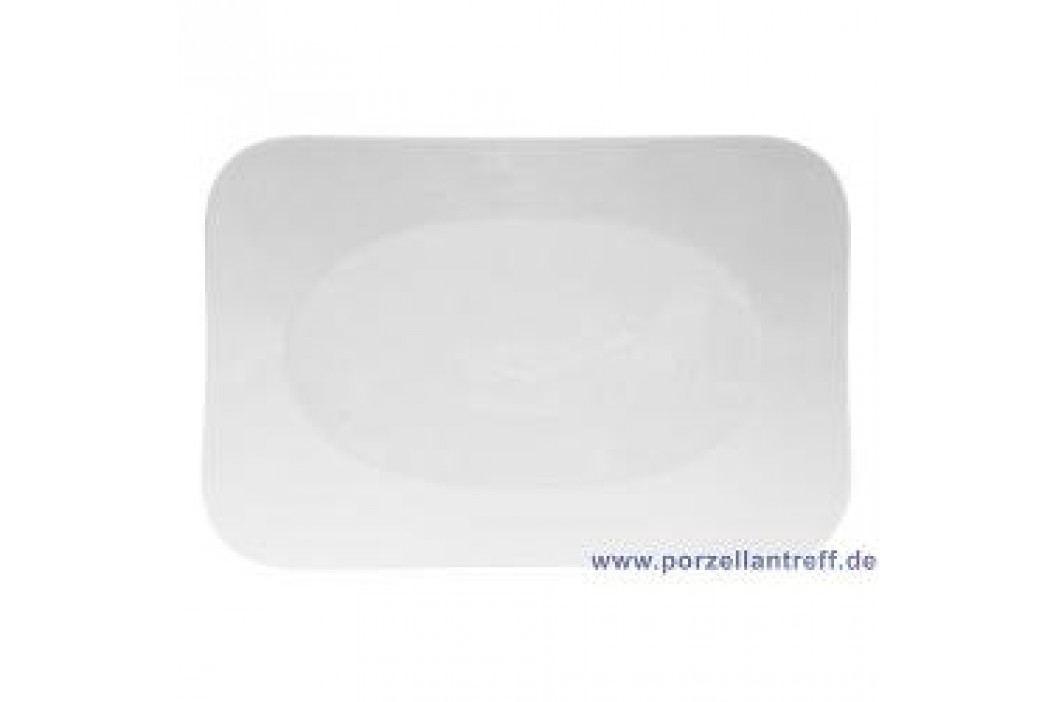Rosenthal Studio-line Free Spirit White Square Platter 27 cm Service & Geschirrsets