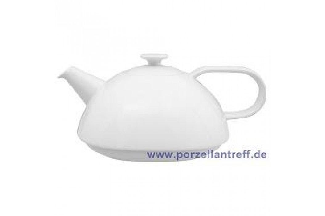 Rosenthal Studio-line Free Spirit White Combined Pot / Jug 1.35 L Service & Geschirrsets
