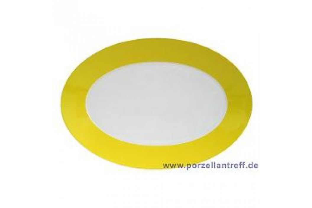 Arzberg Tric Sun Oval Platter 33 cm Service & Geschirrsets