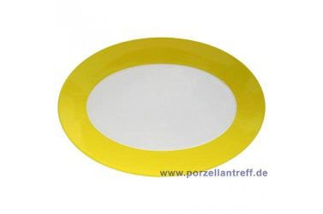 Arzberg Tric Sun Oval Platter 38 cm Service & Geschirrsets
