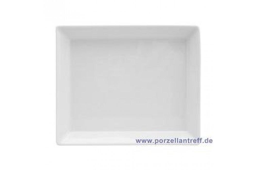 Arzberg Tric White Platter Rectangular 12 x 15 cm Service & Geschirrsets