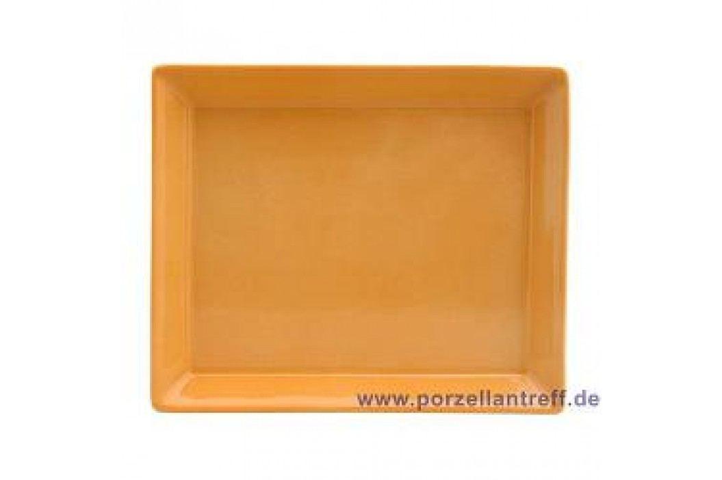 Arzberg Tric orange Platter Rectangular 12 x 15 cm Service & Geschirrsets