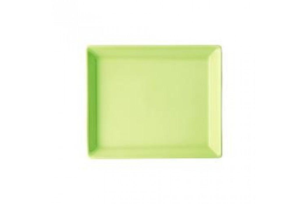 Arzberg Tric Green Platter Rectangular 12 x 15 cm Service & Geschirrsets
