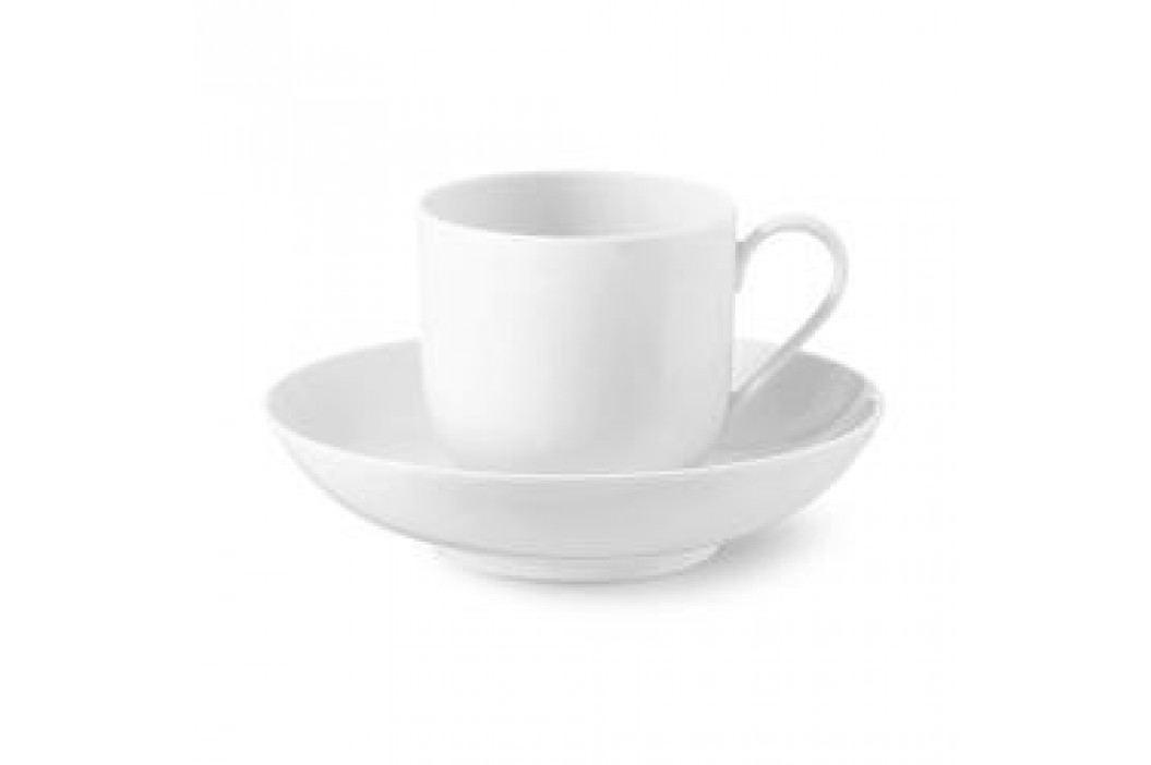 KPM Urbino White Coffee Saucer High 13 cm Service & Geschirrsets
