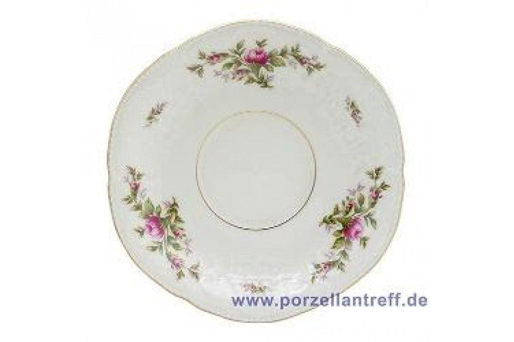 Rosenthal Classic Sanssouci Ivory Moosrose new Soup Cup Saucer 17.5 cm Tassen & Becher