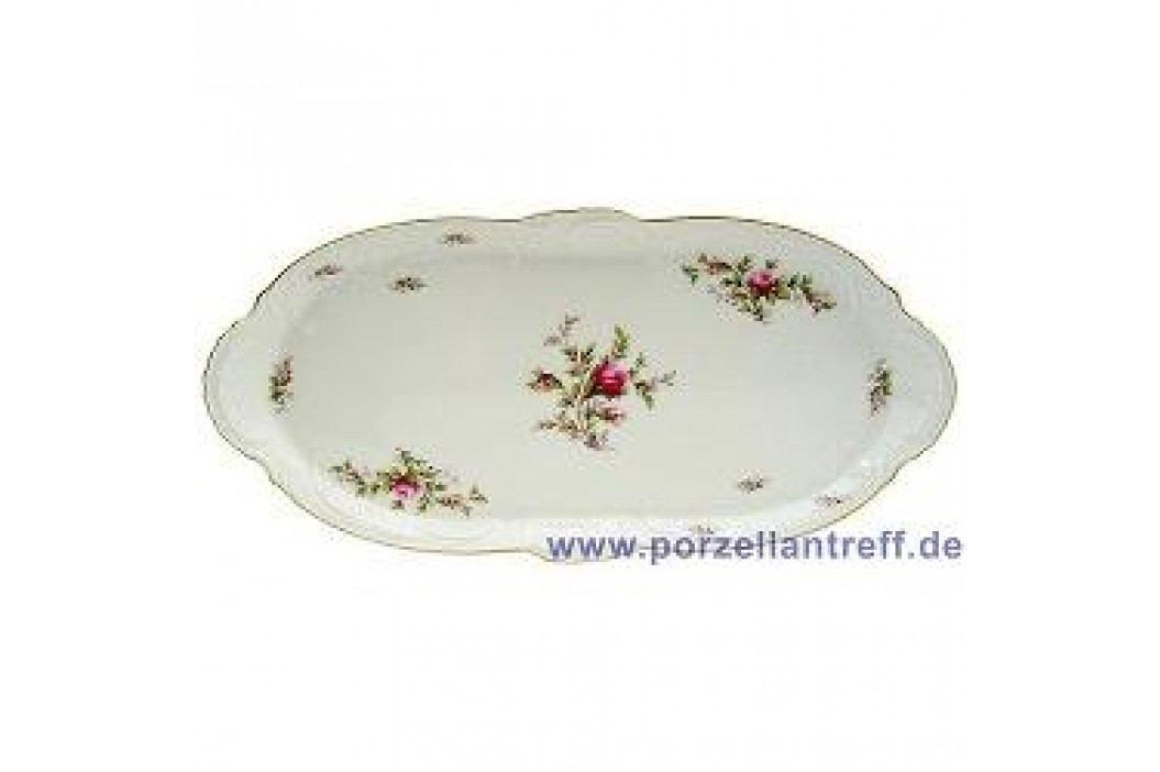 Rosenthal Classic Sanssouci Ivory Moosrose new Pie Platter Rectangular 36 x 17 cm Service & Geschirrsets