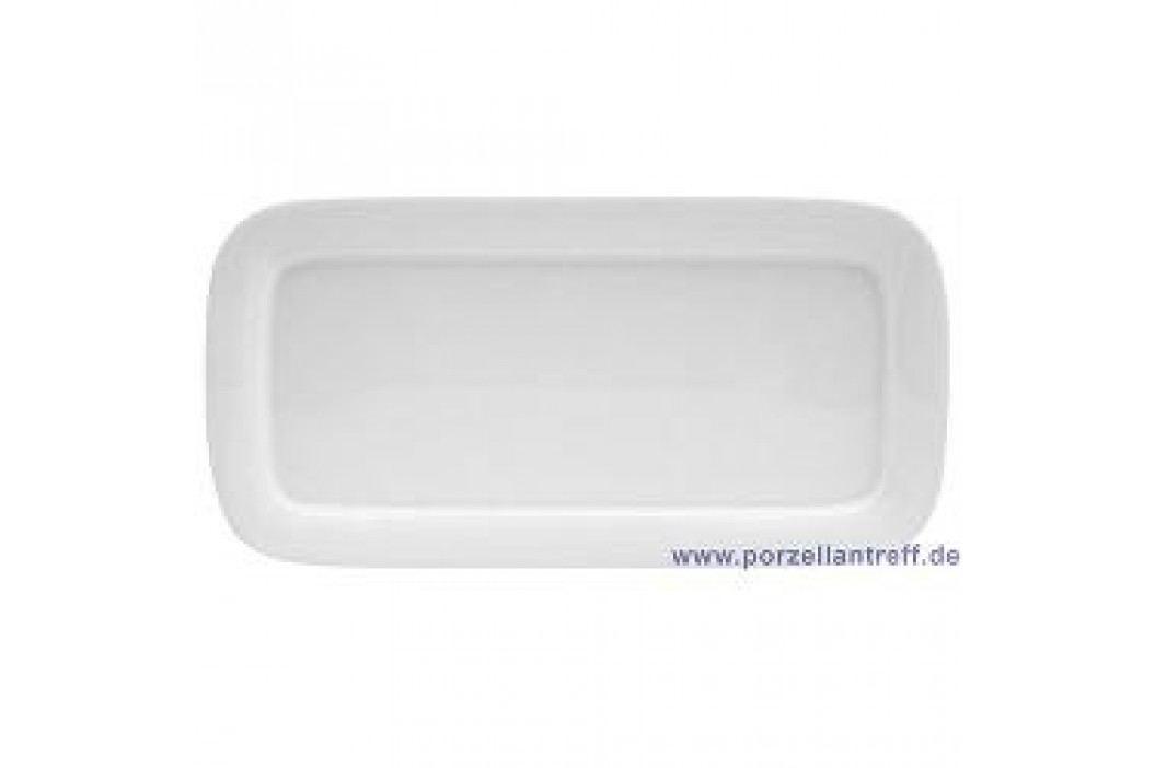 Tettau Jade White Pie Platter Square 35 cm Service & Geschirrsets