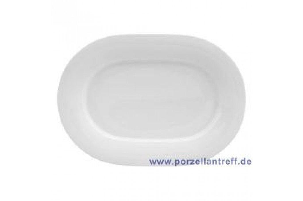 Tettau Jade White Pickle Dish 24 cm Service & Geschirrsets