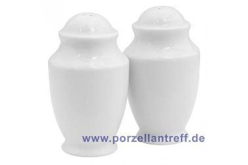 Tettau Jade White Salt and Pepper Shaker Set Service & Geschirrsets