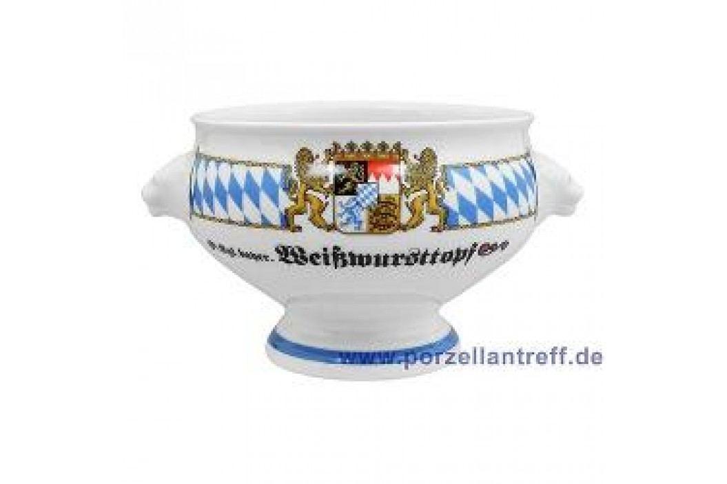 Seltmann Weiden Compact Bavaria Lion Head Tureen Without Lid 1.0 L Service & Geschirrsets