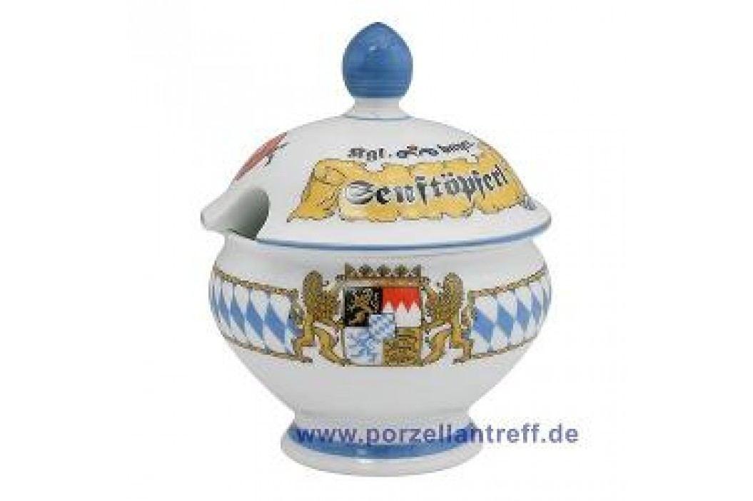 Seltmann Weiden Compact Bavaria Mustard Pot Service & Geschirrsets