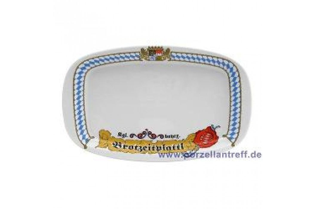 Seltmann Weiden Compact Bavaria Oval Platter 26 cm Service & Geschirrsets