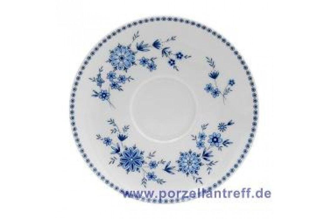 Seltmann Weiden Doris Bavarian Blue Tea Saucer 13 cm Service & Geschirrsets