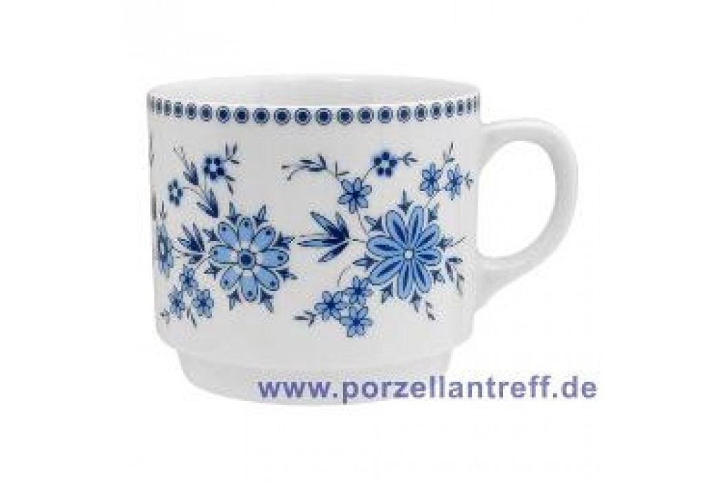 Seltmann Weiden Doris Bavarian Blue Mug 03 Service & Geschirrsets