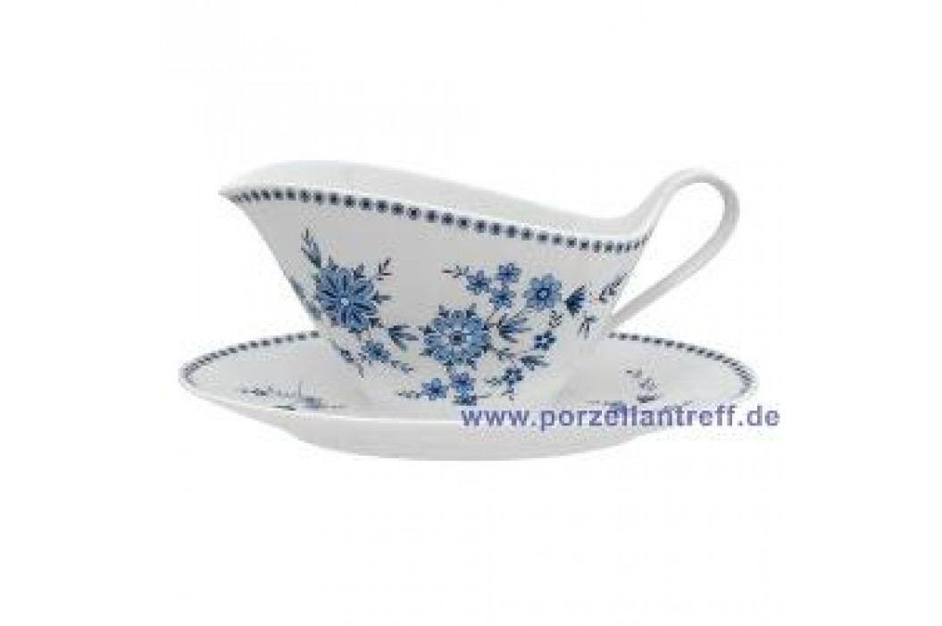 Seltmann Weiden Doris Bavarian Blue Sauciere / Gravy Boat Service & Geschirrsets