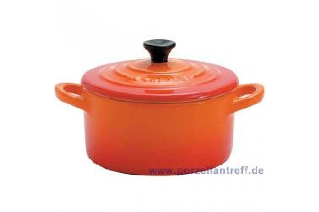 Le Creuset Poterie Mini s Mini Cocotte 9 x 5 cm, oven red Service & Geschirrsets