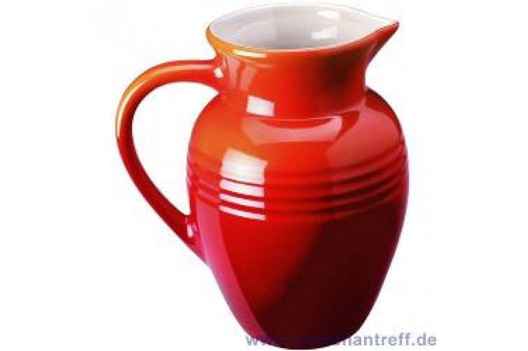 Le Creuset Poterie other Kitchenware Milk Jug 0.60 L cherry red Service & Geschirrsets