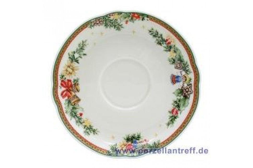 Seltmann Weiden Marie-Luise Christmas Dream Coffee Saucer 14.5 cm Service & Geschirrsets