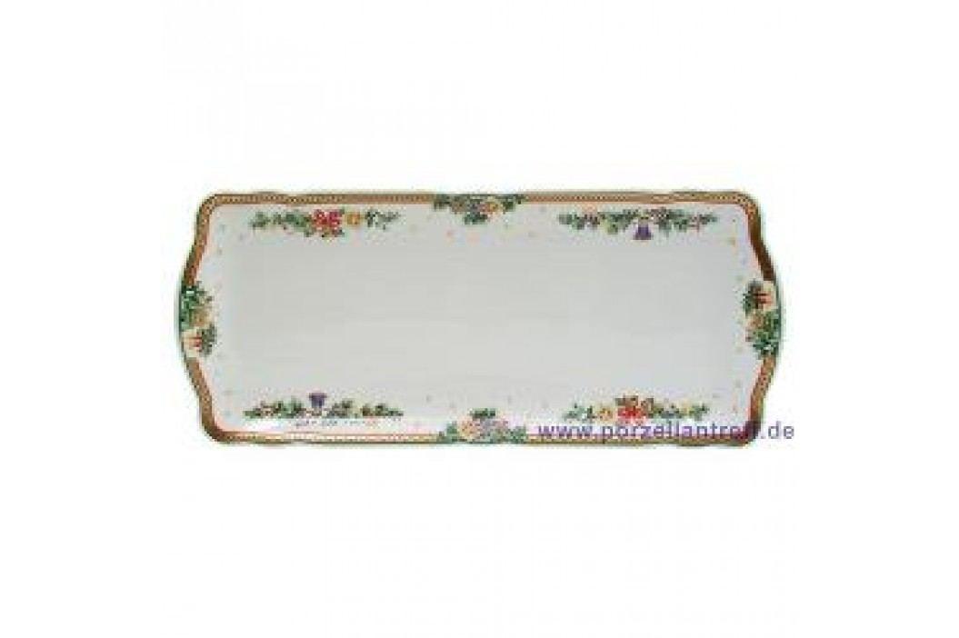 Seltmann Weiden Marie-Luise Christmas Dream Pie Platter Square 35 cm Service & Geschirrsets