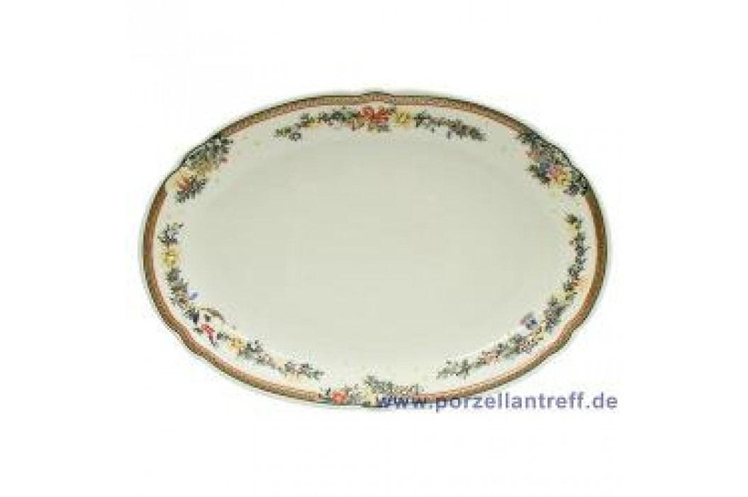 Seltmann Weiden Marie-Luise Christmas Dream Oval Platter 31 cm Service & Geschirrsets