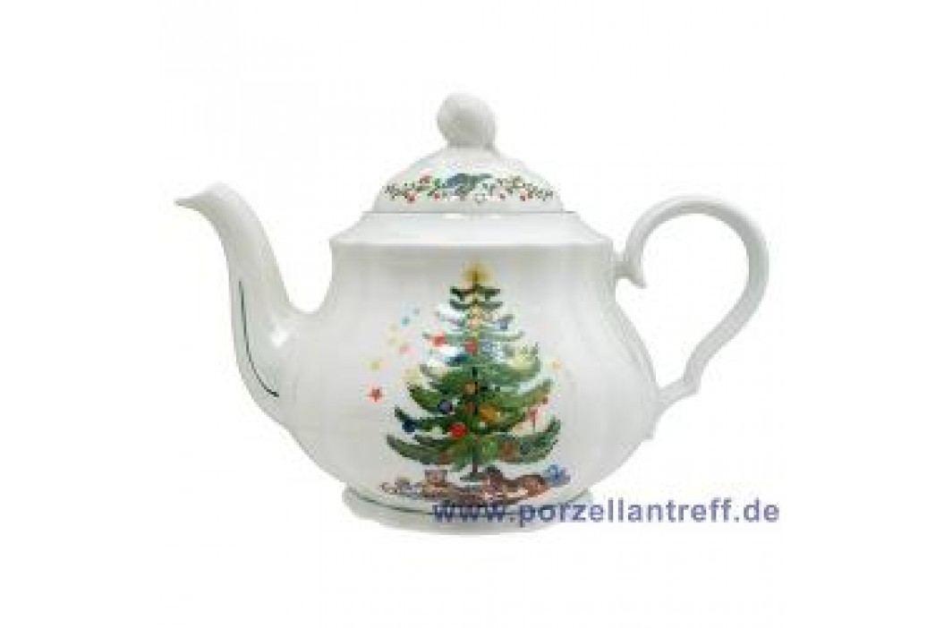 Seltmann Weiden Marie-Luise Christmas Teapot, for 6 persons Service & Geschirrsets