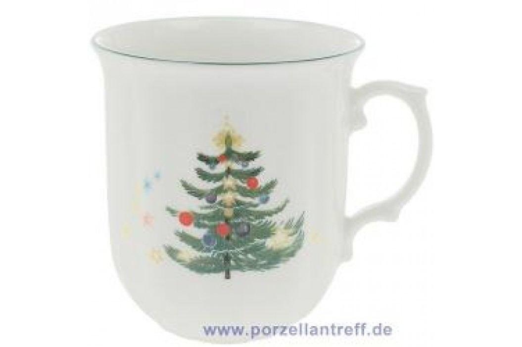 Seltmann Weiden Marie-Luise Christmas Mug with handle, 0. 25 l Service & Geschirrsets