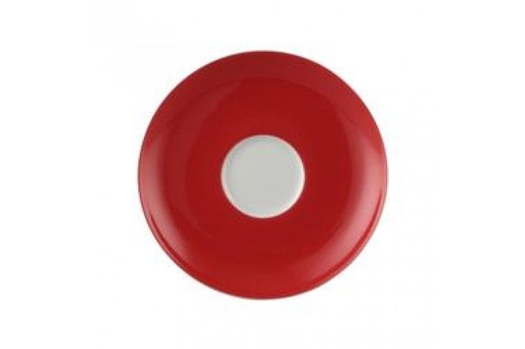 Thomas Sunny Day New Red Espresso Saucer 12 cm Service & Geschirrsets