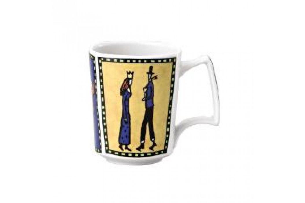 Rosenthal Flash Love Mugs with handles Mug with Handle