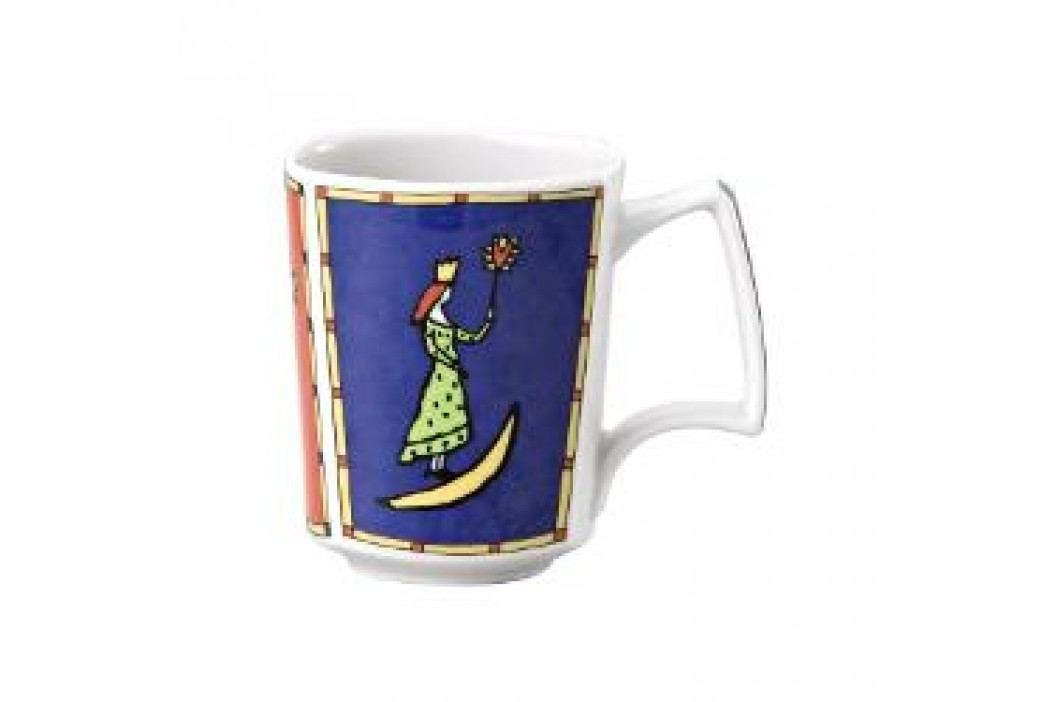 Rosenthal Flash Love Mugs with handles Mug with Handle 'Love in the Moon' 0.28 l Service & Geschirrsets