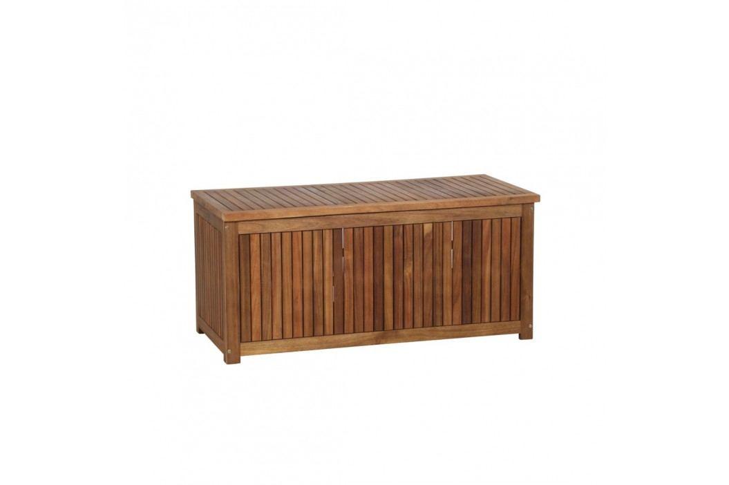 Siena Garden Astoria Kissenbox Akazie FSC 100% 120 x 55 x 55cm Gartenmöbel
