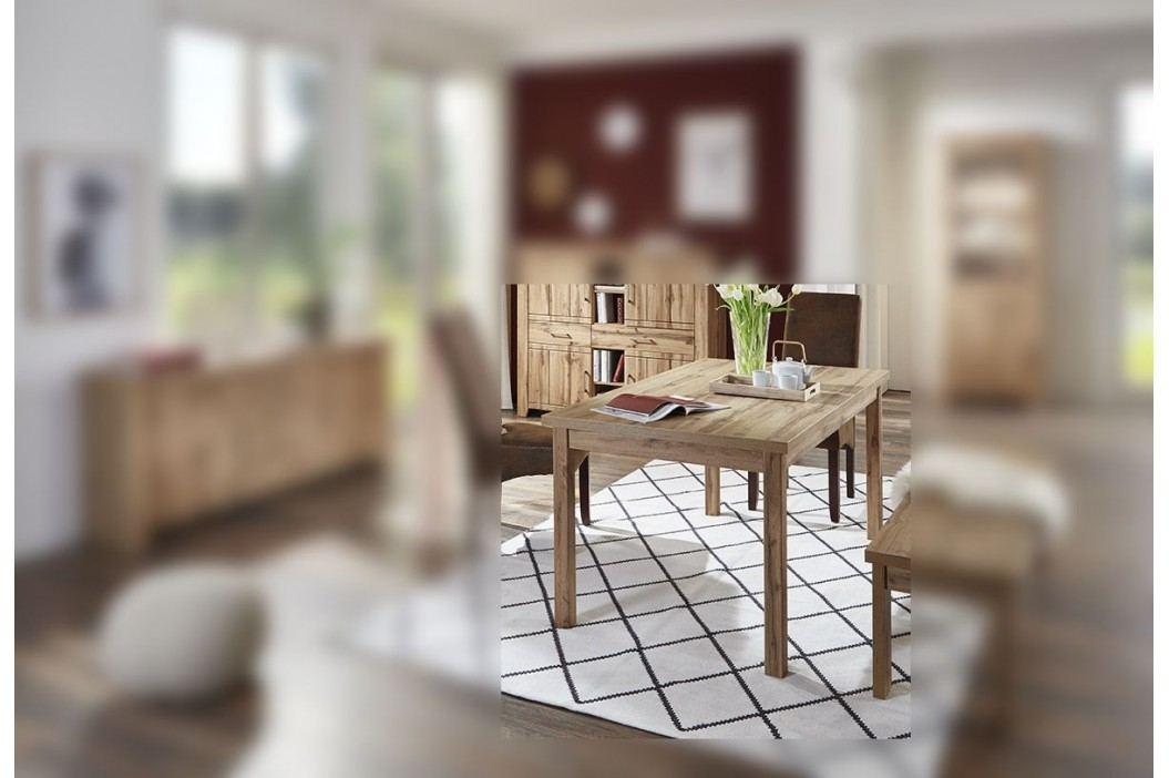 Esstisch 160 X 90 Cm Wotan Eiche Ideal Möbel Stromberg Holz Neutral Esstische