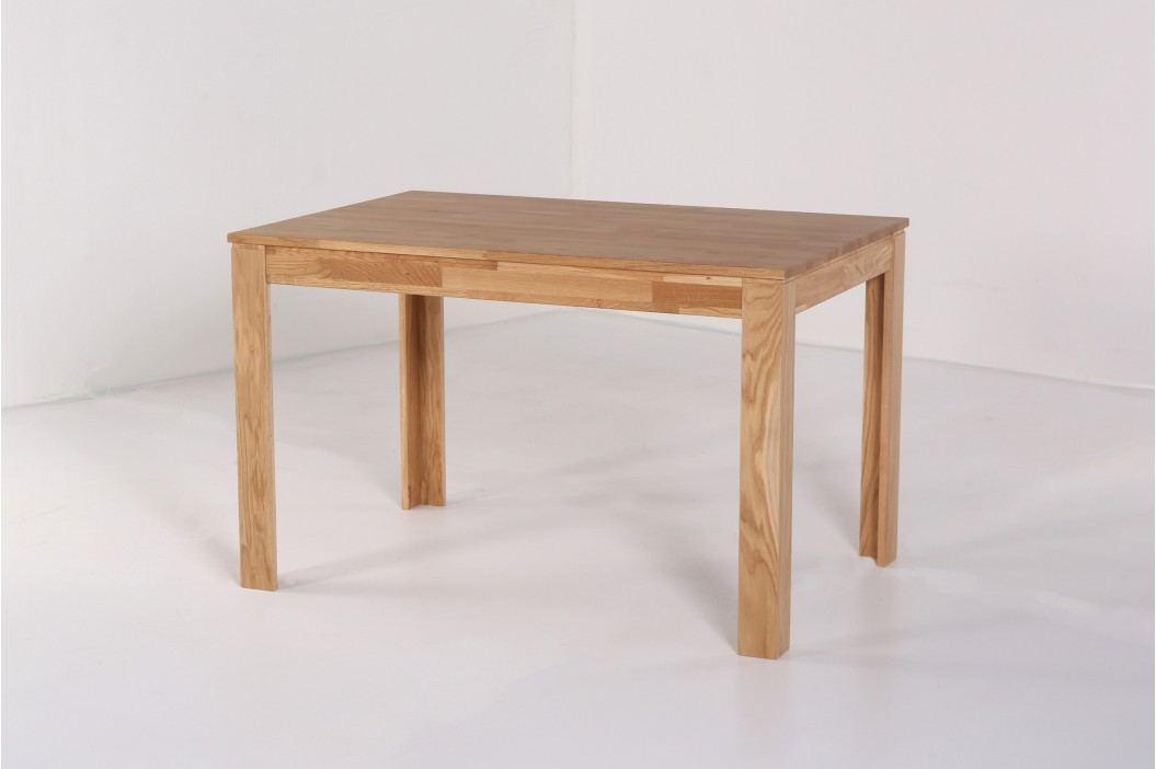 Esstisch 120 X 80 Cm Eiche Natur Massiv Geölt Standard Furniture Pedro 120 Holz Modern Esstische