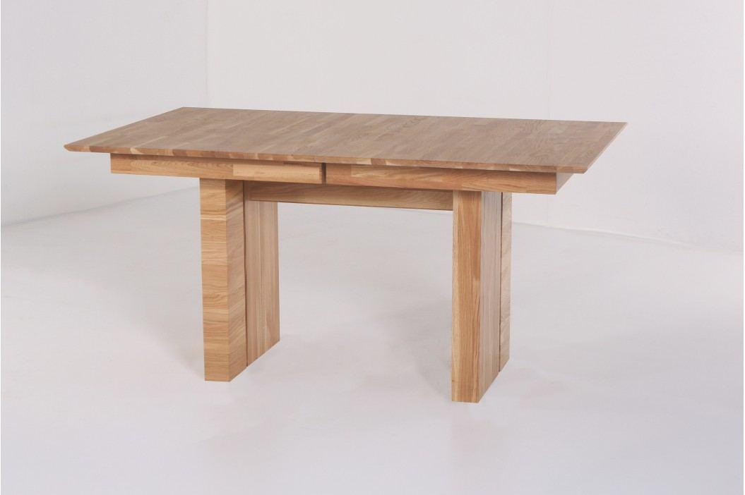 Esstisch 130 X 90 Cm Ausziehbar Eiche Natur Massiv Geölt Standard Furniture John 1 Xl Holz Modern Esstische