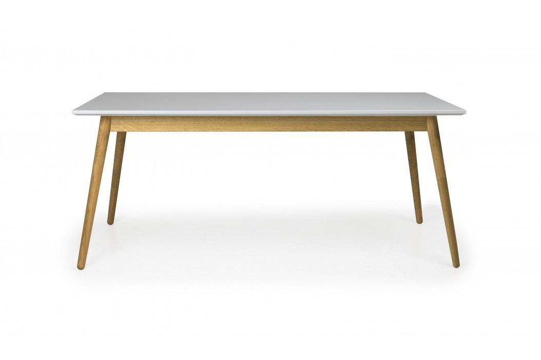 Tisch Grau/ Eiche 180x90 Cm Tenzo Tod Eiche Grau Holz Modern Esstische