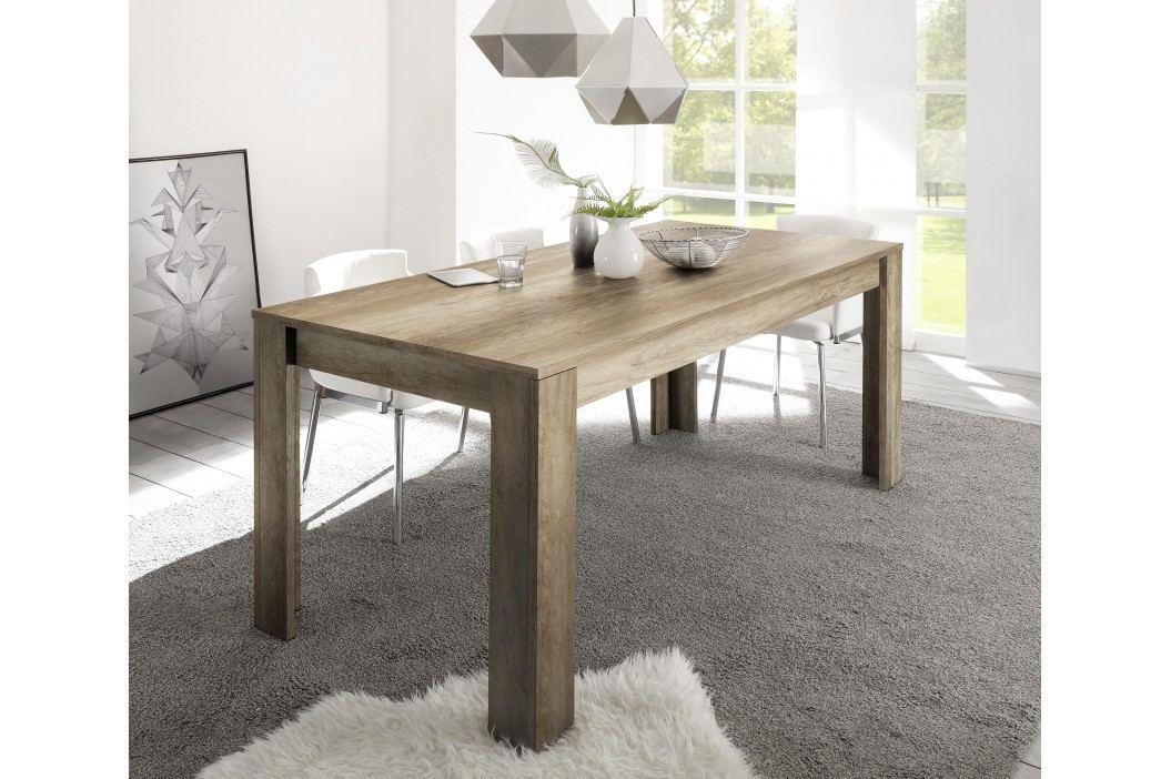 Esstisch 137 X 90 Cm Canyon Oak Nachbildung Classico Palma Holz Modern Esstische