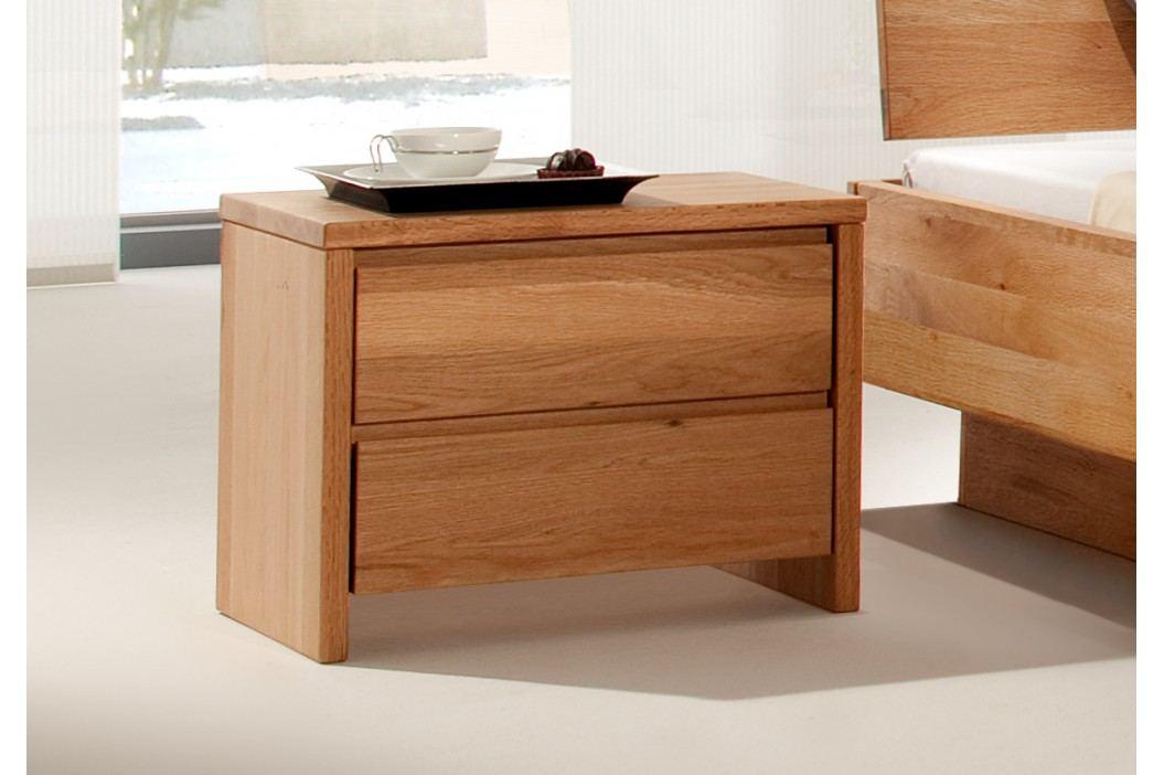 Nachtkommode Wildeiche Massiv Ms Schuon Starwood Holz Modern Nachttische