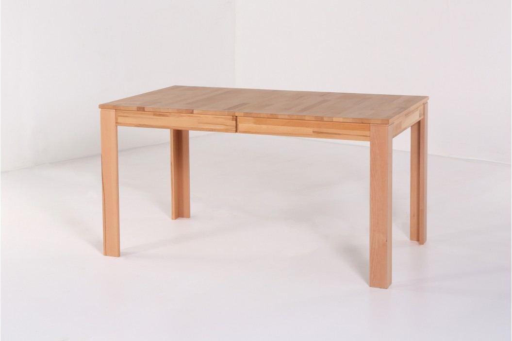 Esstisch 140 X 80 Cm Ausziehbar Kernbuche Lackiert Massiv Standard Furniture Pedro 2 Xl Holz Modern Esstische