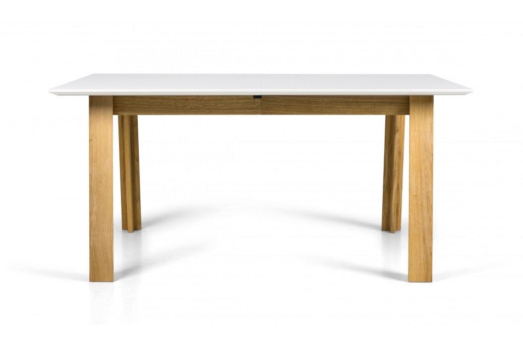 Tisch Weiss/ Eiche Tenzo Liforp Weiß/ Eiche Holz Modern Esstische