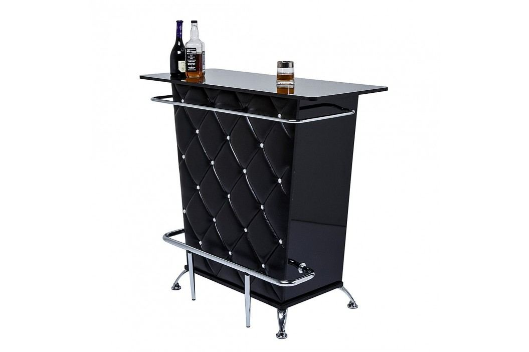 Bar Lady Rock - Schwarz, Kare Design Bartische
