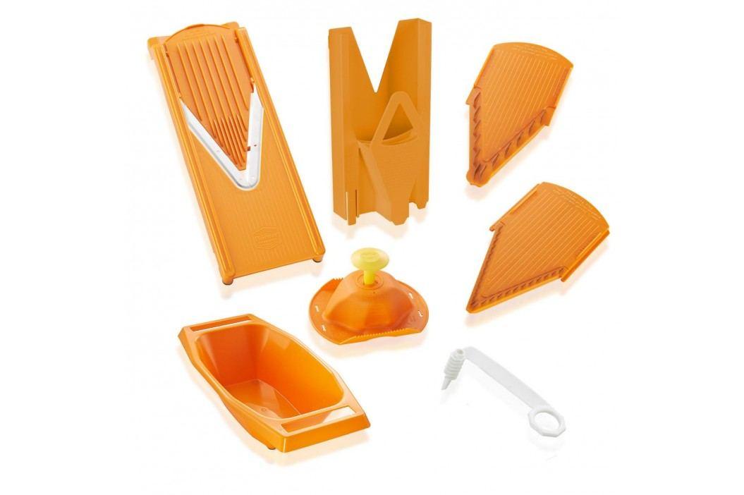 Börner Gemüsehobel V3-Set Spezial Küchenhelfer