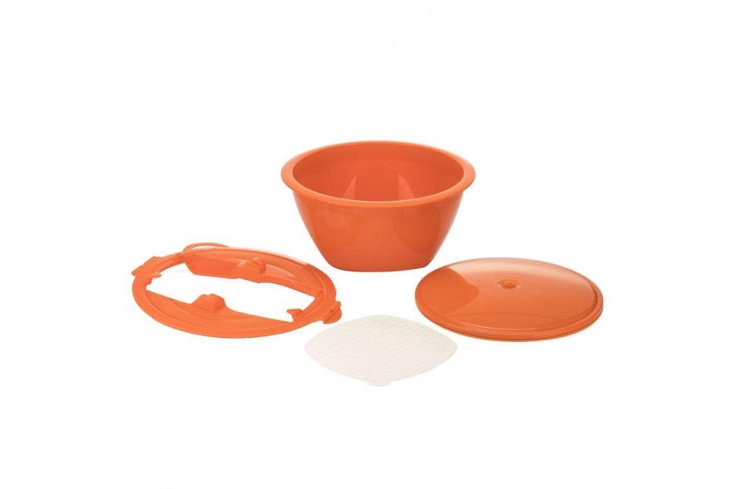 Börner Multimaker - vollfarbig: Schüssel mit Frischhaltedeckel, Sieb & Multiplate Küchenhelfer