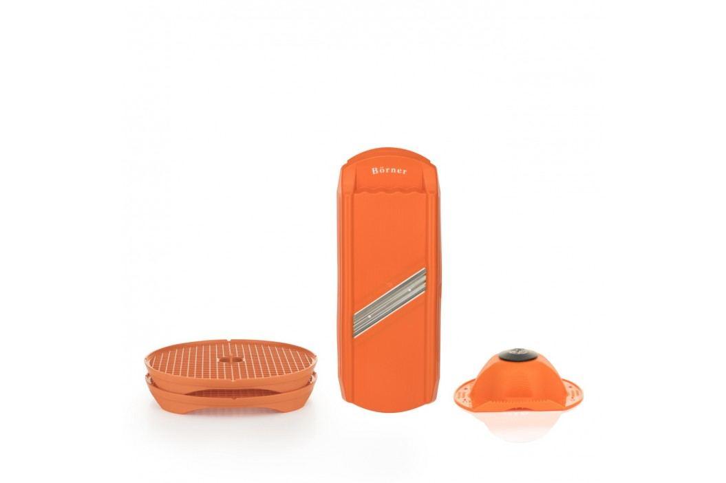 Chipsmaker Set mit Scheibenschneider und Fruchthalter Küchenhelfer