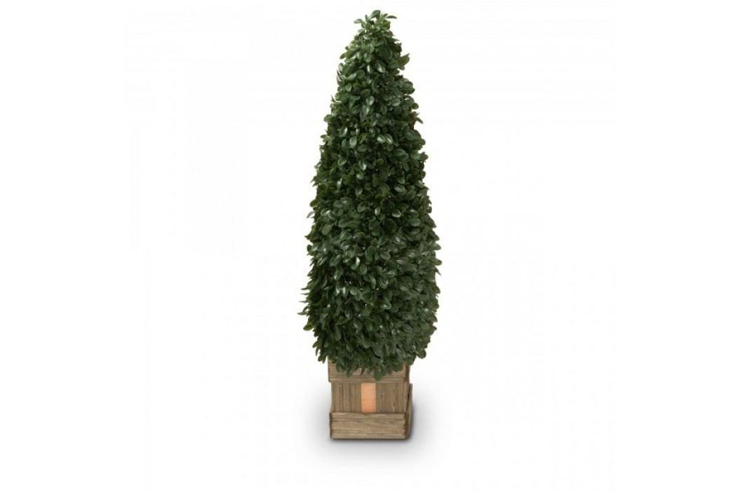 Buchsbaum Kunstpflanze ROBIN 90 aus Kunststoff, Kunstbaum, Buxbaum, Höhe: 90 cm Kunstpflanzen