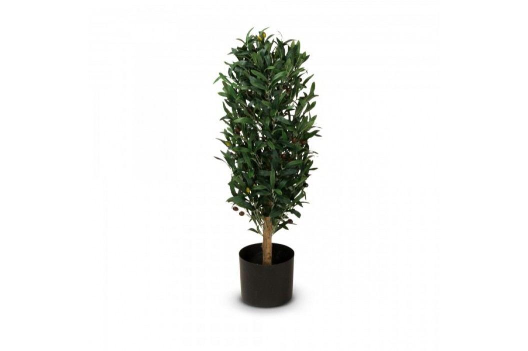 Olivenbaum Kunstpflanze MARTIN 90 aus Kunststoff, Kunstbaum, Höhe: 90 cm Kunstpflanzen