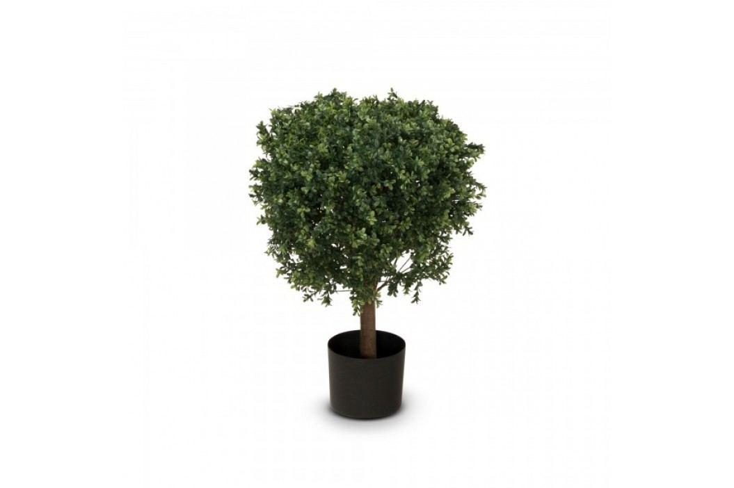 Buchsbaum Kunstpflanze LEON 70, Kunstbaum, Buxbaum, 70 cm Kunstpflanzen