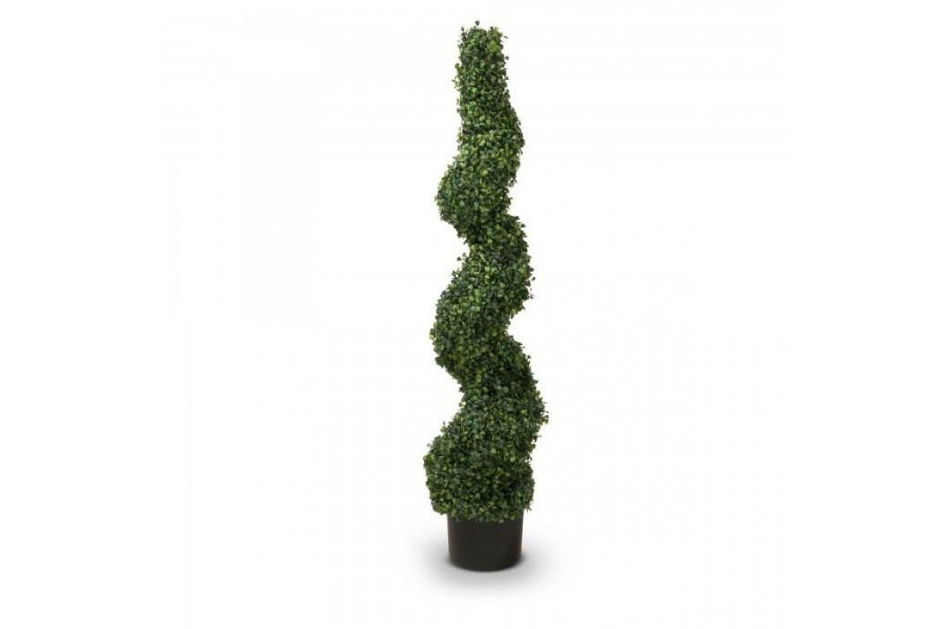 Buchsbaum Kunstpflanze KNUT 120 aus Kunststoff, Kunstbaum, Buxbaum, Höhe: 120 cm Kunstpflanzen