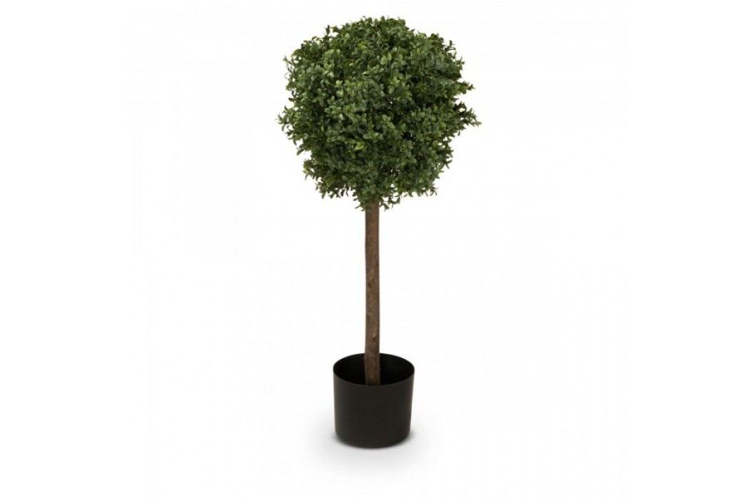 Buchsbaum Kunstpflanze FINN 90 aus Kunststoff, Kunstbaum, Buxbaum, Höhe: 90 cm Kunstpflanzen