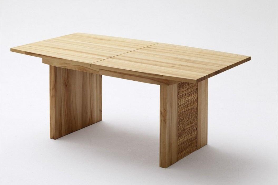Wangentisch Esstisch Tisch Atlanta 140160180200220 x 90 cm Wildeiche geölt, 140 x 90 cm Esstische