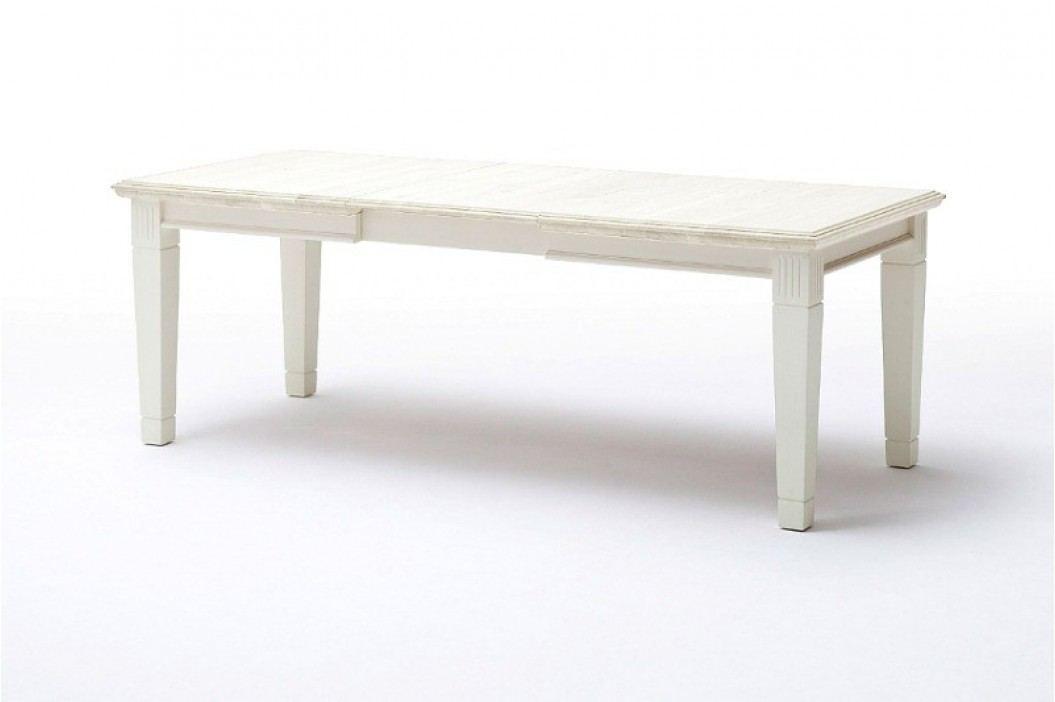 Esstisch Küchen-Tisch Padua 140160180 x 95 cm, 140 cm feste Platte panna mit Klappeinlage Esstische